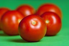 成熟红色蕃茄 免版税库存图片