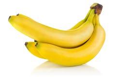 成熟香蕉的字符串 免版税库存照片