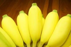 成熟香蕉 免版税库存照片
