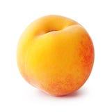 成熟水多的桃子 免版税库存照片