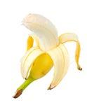 成熟黄色香蕉。 库存图片