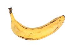 成熟黄色香蕉 免版税图库摄影
