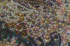 成珠状典雅,昂贵,时尚,女性,宝石,宝石,礼物, 库存照片