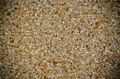成颗粒状的岩石 免版税图库摄影