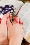 美国信念 免版税图库摄影