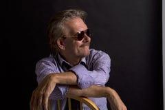 成年男性创造性的设计师艺术家 图库摄影
