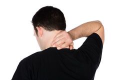成年男性舞蹈家 免版税库存图片