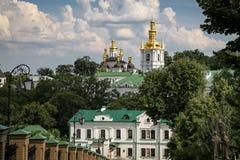 我们的夫人Church诞生在基辅,乌克兰 免版税库存照片