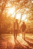 我们的爱发光象太阳 免版税库存图片