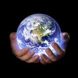 我们的行星 库存照片