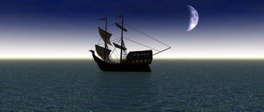 我们航行 免版税图库摄影