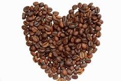 我喜爱的咖啡 库存图片
