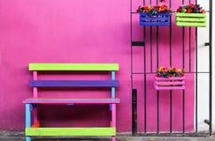 我心爱的墨西哥的颜色 免版税库存图片
