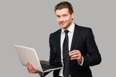 我怎么可以帮助您? 免版税库存照片