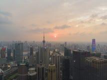 我爱上海 免版税库存照片
