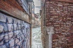 我爱威尼斯 库存照片