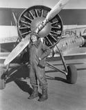 我爱我的飞机(所有人被描述不更长生存,并且庄园不存在 供应商保单将没有模型 图库摄影