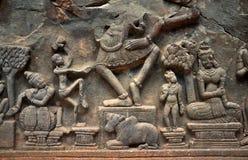 我的儿子印度寺庙废墟在越南 库存图片