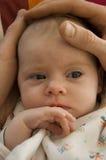 我的婴孩 免版税库存图片