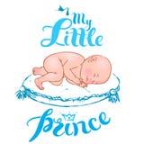 我的小王子 库存照片