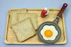 我的早餐1 免版税库存图片