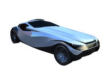 我的汽车的设计 图库摄影