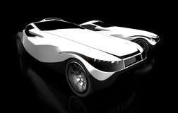 我的汽车的设计 免版税图库摄影