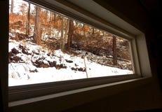 我的窗口的另一边 库存图片