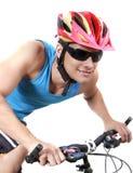 我的自行车是我的女朋友 免版税图库摄影
