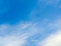 我的蓝天 库存图片