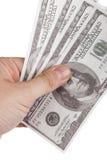我的货币 免版税库存照片