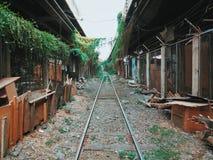 我的铁路 免版税库存图片