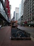 我要骑我的自行车 免版税图库摄影