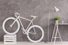 我要骑我的自行车 库存图片