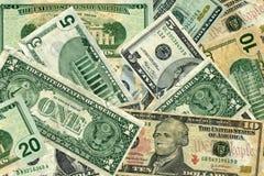我货币显示 图库摄影