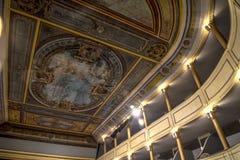 我顶房顶的剧院 免版税库存图片