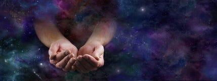 我们丰富的宇宙 库存图片