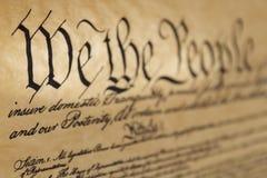 我们人民 免版税库存照片