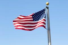 我们旗子 免版税库存图片