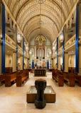 我们的和平的夫人大教堂大教堂  免版税库存图片