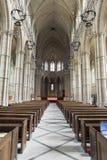 我们的夫人和圣菲利普霍华德阿伦德尔,西萨塞克斯郡大教堂教会  库存照片