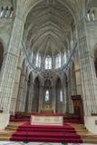 我们的夫人和圣菲利普霍华德iArundel,西部Susse大教堂教会  免版税库存照片