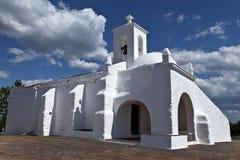 我们的瓜达卢佩河的夫人教堂  库存照片