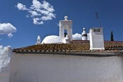 我们的瓜达卢佩河的夫人教堂  免版税库存照片