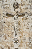 我们的雍容的夫人教会。Soleto。普利亚。意大利。 库存图片