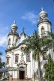 我们的巴西教会的夫人 免版税库存照片