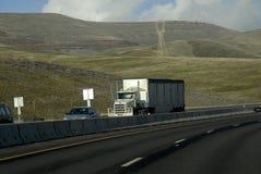 我们高速公路95和195 图库摄影