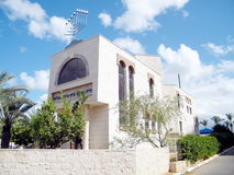 或者耶胡达尼夫拉宾犹太教堂2010年10月 免版税库存照片