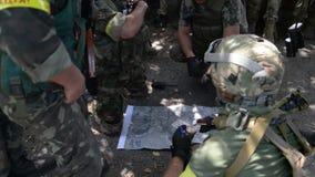 战争在乌克兰 股票视频