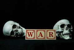 战争杀害 免版税库存照片